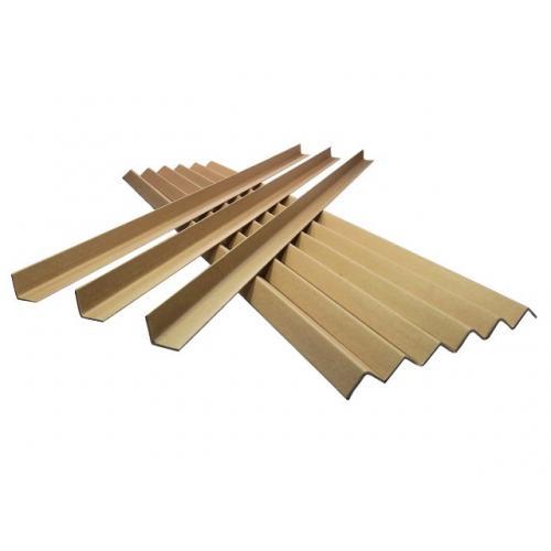 100 x Cardboard Edge Guard Pallet Protectors 35mm x 35mm x 1.5M L-Profile