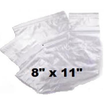 "1000 x Size GL12 Re-Sealable Grip Seal Bags 8""x11"" (PL12)"