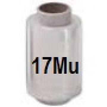 Mini Pallet Wrap Clear  - 100mm x 150m x 17 Mu - 40 Roll Box