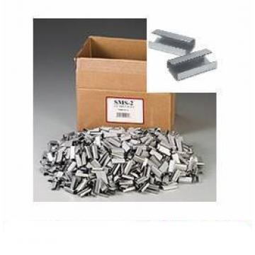2000 x Semi Open Metal Seals For Strapping (12mm x 25mm)