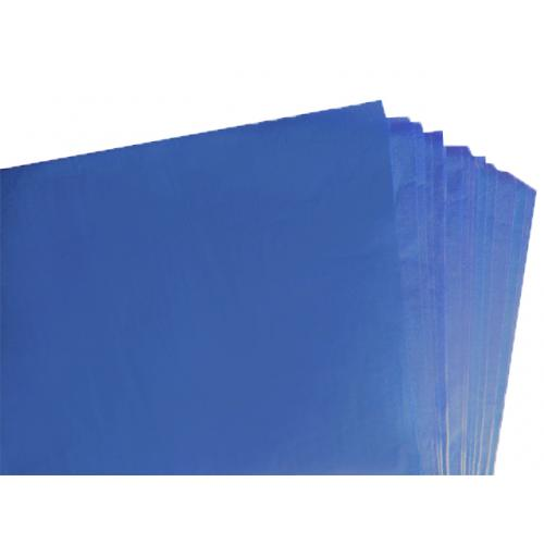500 Sheets of Royal Blue Acid Free Tissue Paper 500mm x 750mm ,18gsm