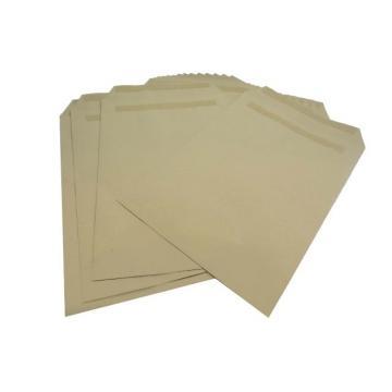 250 x C4/A4 Manilla Plain Self Seal Brown Envelopes 324x229mm 80gsm