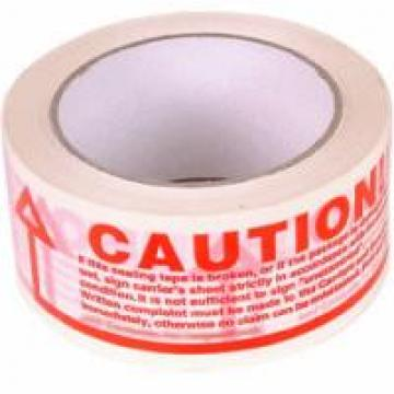 CAUTION Printed Sealing Tape 48mm x 66m x 36 Roll Box