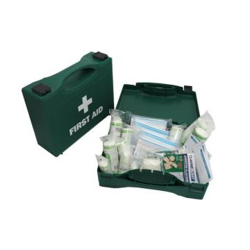 1 x 10 Person HSE Approved First Aid Kit