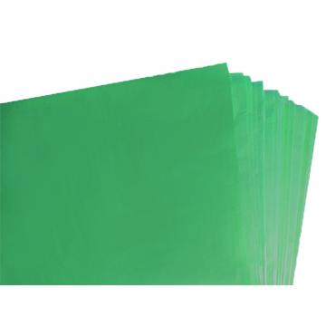 500 Sheets of Dark Green Acid Free Tissue Paper 500mm x 750mm ,18gsm