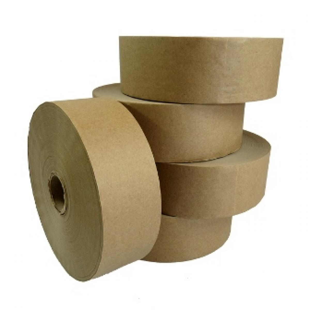 12 Rolls Buff Brown EXTRA STRONG Parcel Carton Tape Packing Packaging 48mm x 66m