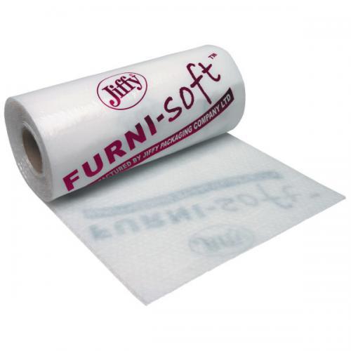 Jiffy Furnisoft Bubble Foam Laminate 1200mm x 100M