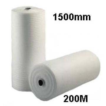 Foam Wrap Roll (Jiffy) 1500mm x 200 - 1.5mm Thick (Single Roll)
