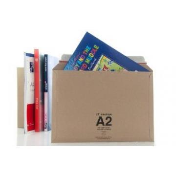 50 x LIL Rigid Cardboard Envelopes 'A2' Size 334mm x 234mm