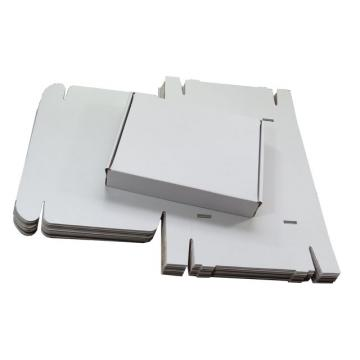 Max Size RM White Small Postal Box 440x349x79mm - 20 Units