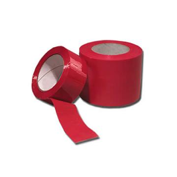 "36 ROLLS OF STRONG 50mm x 66m RED PACKING PARCEL TAPE (2"")"
