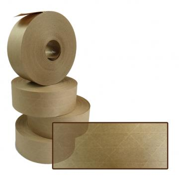 Reinforced Gummed Paper Water Activated Tape 48mm x 100M x 12 Rolls
