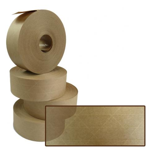 Reinforced Gummed Paper Water Activated Tape 48mm x 100M x 12 Rolls (Machine Required)