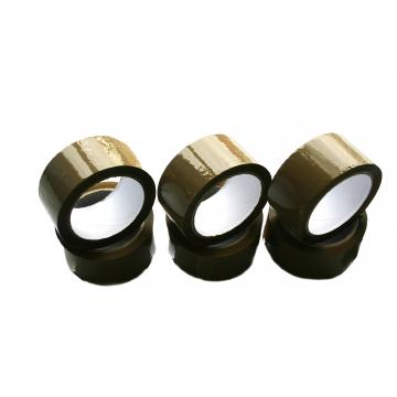 Standard Brown Buff Packing Tape 48mm x 66m x 36 Roll Box