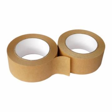 Kraft Brown Paper Self Adhesive Tape 50M x 50M Eco Friendly - 36 Roll Box