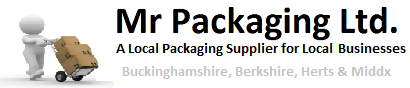 Mr Packaging Ltd. - Packaging Supplies to High Wycombe, Sands, Maidenhead, Buckinghamshire, Berkshire, Middlesex, Hettfordshire. Packaging Materials & Supplies