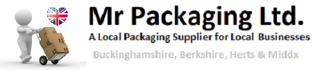 Mr Packaging Ltd. - Packaging Supplies to High Wycombe, Wycombe, Sands, Slough, Hayes, Cressex, Chesham, Amasham, Maidenhead, Buckinghamshire, Berkshire, Middlesex, Hettfordshire. Packaging Materials & Supplies